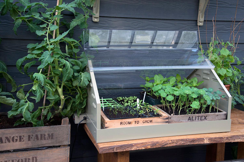 Alitex Professional Propagator | Alitex Victorian Greenhouses USA