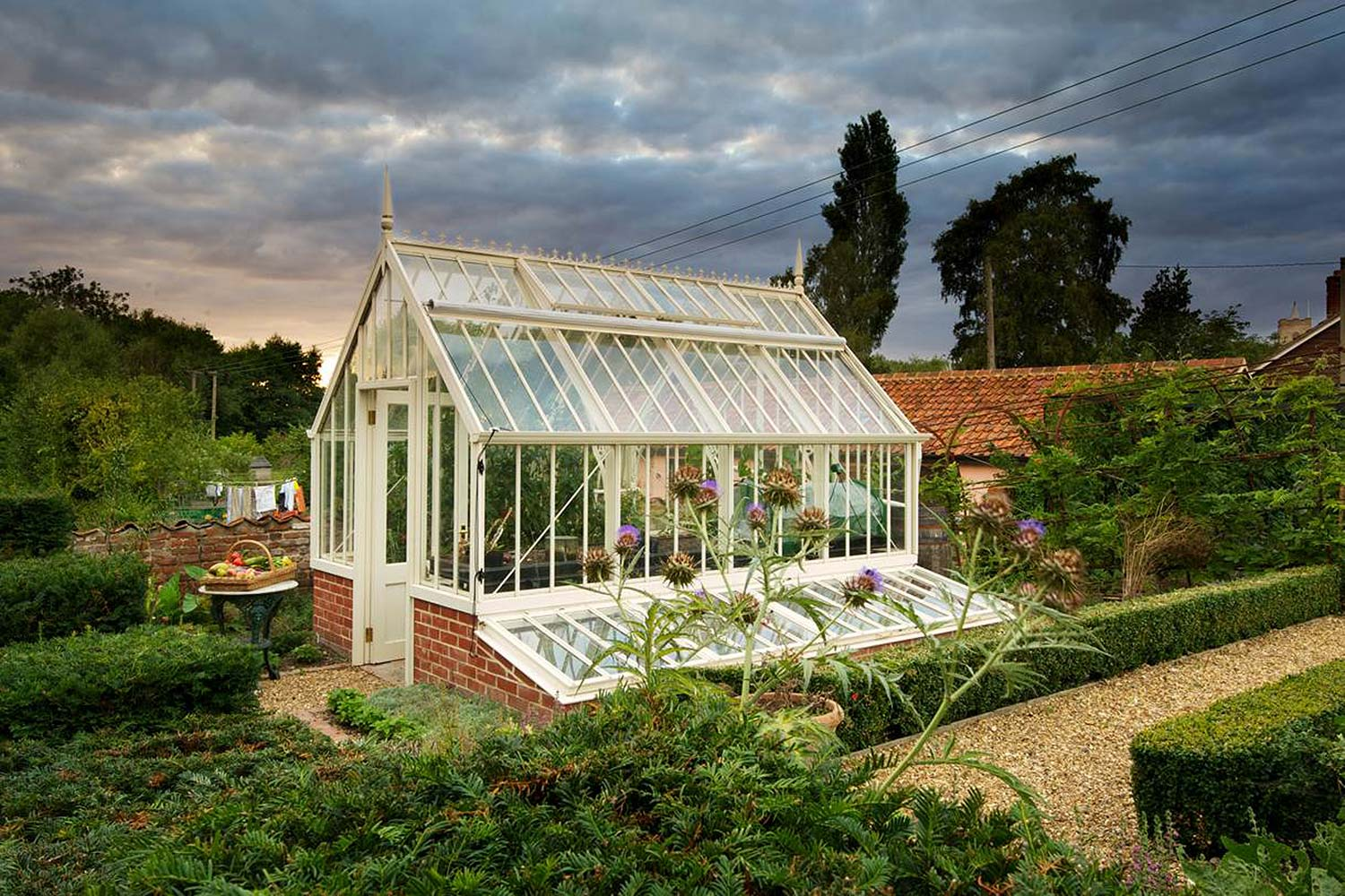 The Aiton Greenhouse from the Alitex Kew Greenhouse Collection