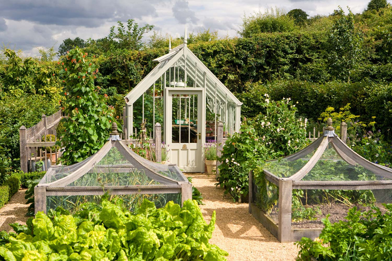 Alitex Kew Greenhouse Collection The Capel Greenhouse- Small yet Ideally formed