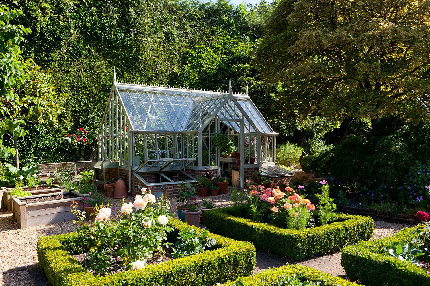 The Fortrey Greenhouse |