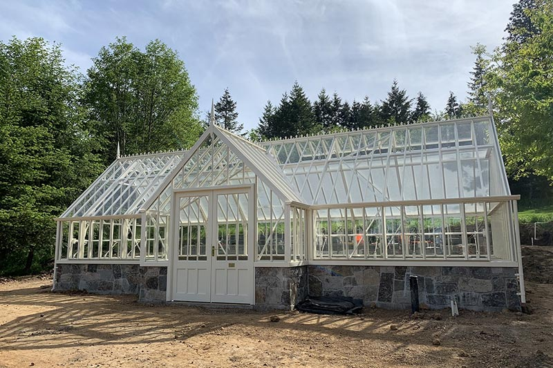Project and Build Management | Alitex Victorian Greenhouse USA