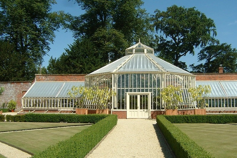 Lord Heseltine's Greenhouse in England | Alitex Victorian Greenhouse USA