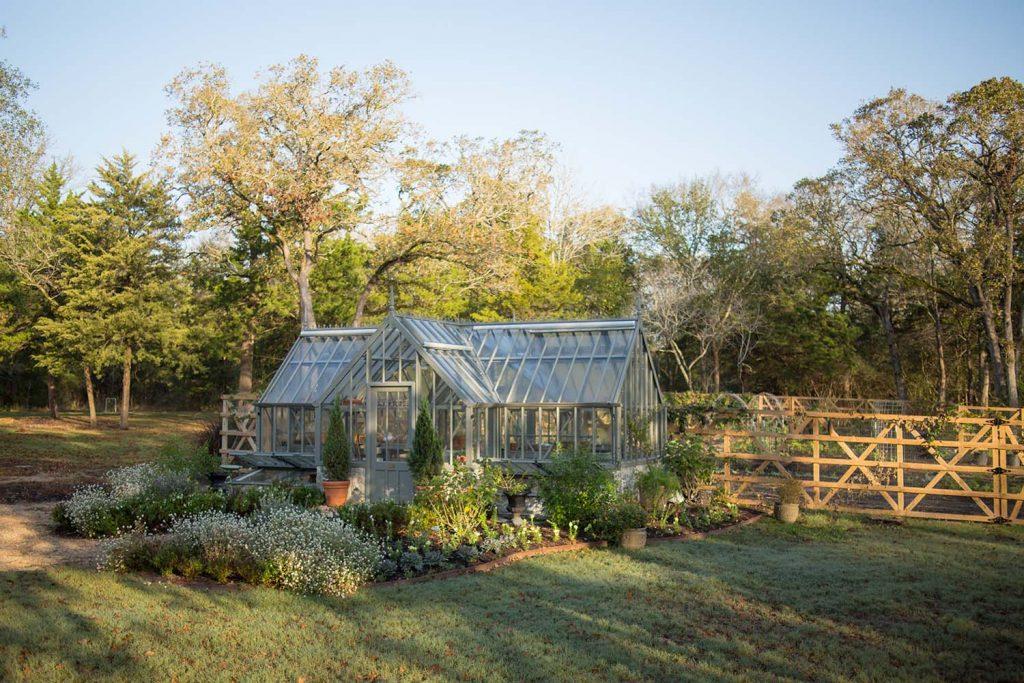 Victorian Greenhouse Texas